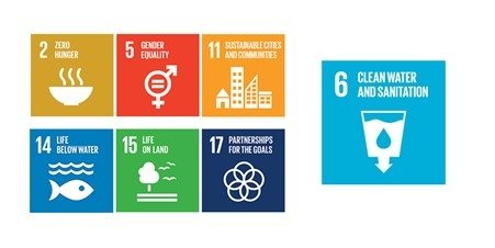 SDGs related to water