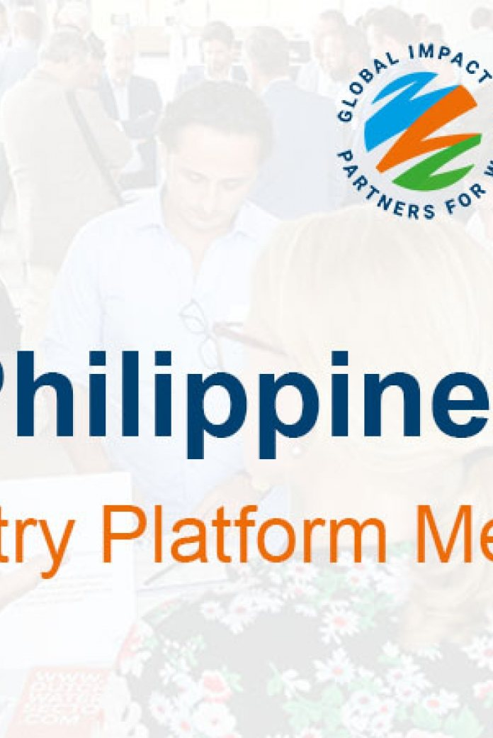 Philippines Country Platform Meeting