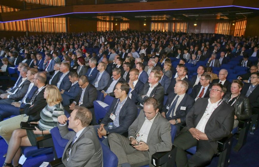 The opening ceremony of the Amsterdam International Water Week 2017