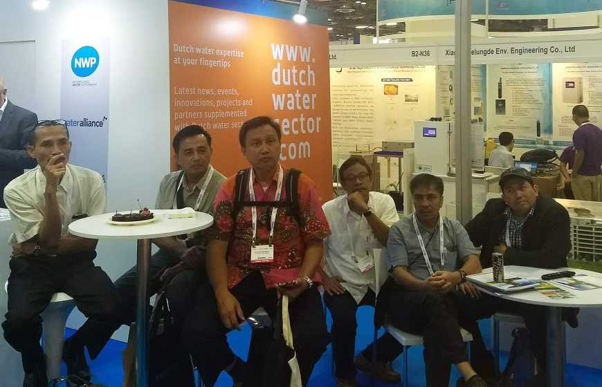 SIWW 2020 Singapore International Water Week