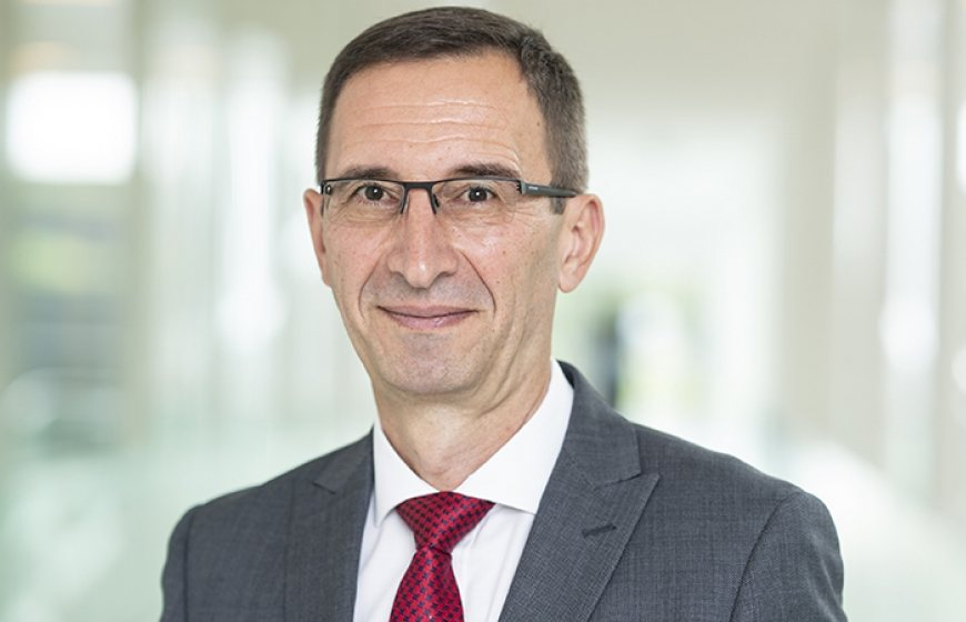 Photo of Professor Dragan Savic, CEO of KWR Water Research Institute.