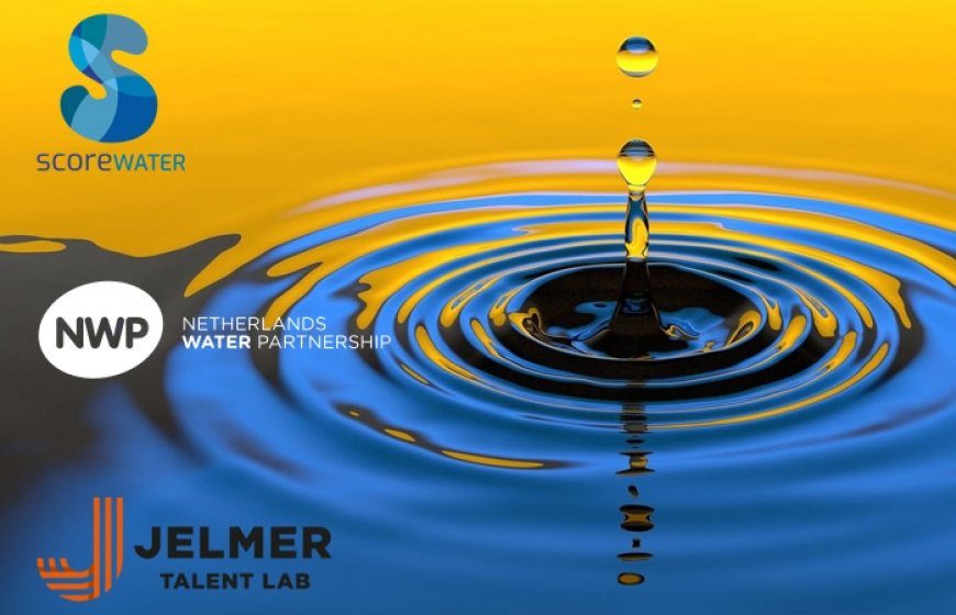 Banner of the webinar on water in the climate resilience city