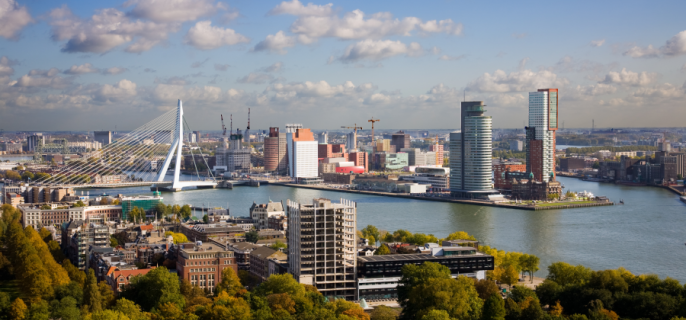Rotterdam embraced the resilient cities approach and the urgency of climate adaptation